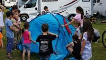 Ползите за децата от почивка на къмпинг