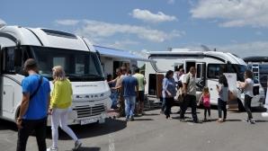 Нараства делът на ползвателите на кемпери и каравани в България