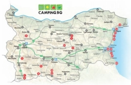 A fost lansată noua Harta de Campanie a Bulgariei 2019