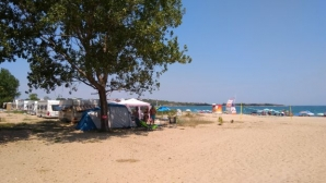 30% End of summer discount in camping Gradina
