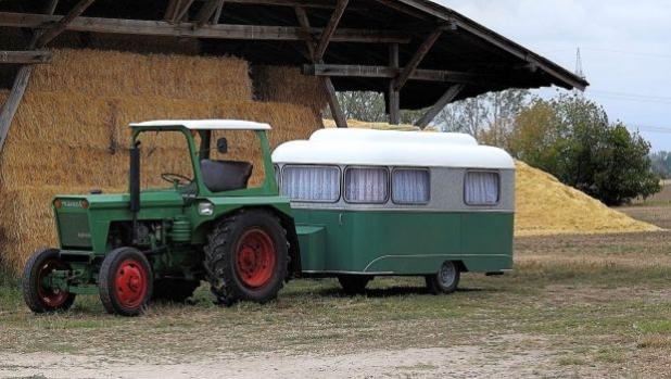 Как да изберем автомобил за теглене на каравана