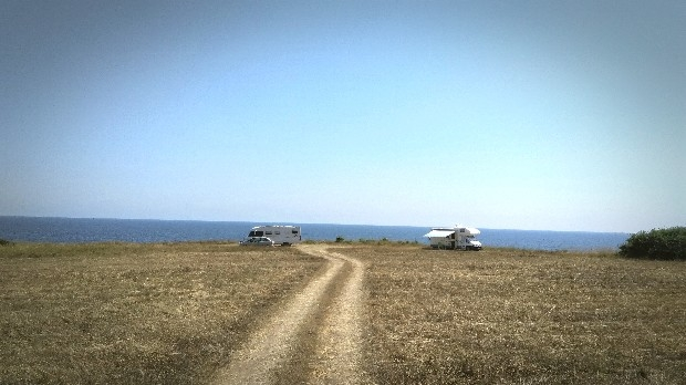 Снимка на деня: Къмпингуване в полите на Странджа