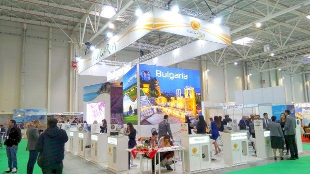 Camping.bg представи Къмпинг карта на България 2019 на туристическото изложение в Букурещ
