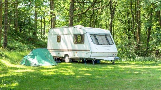 Караванингът е първи избор за почивка на британците това лято
