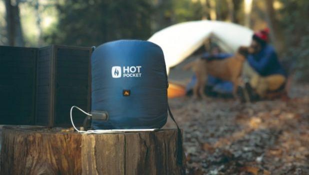 Електрическо къмпинг одеяло Hot Pocket