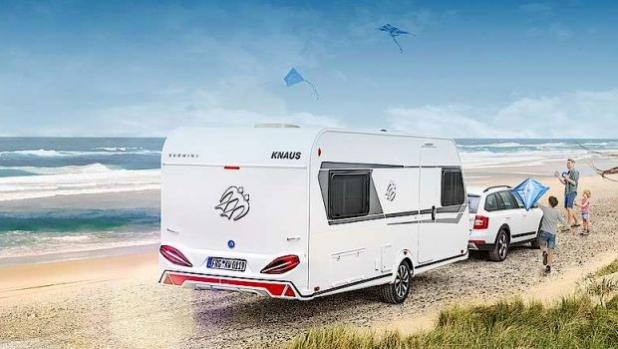 Новите модели за 2019: караваните на Knaus