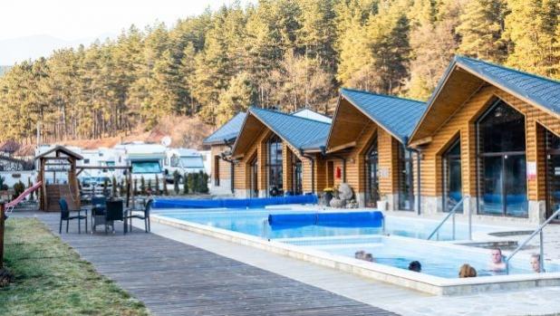 Първият термален SPA къмпинг на Балканите е в България