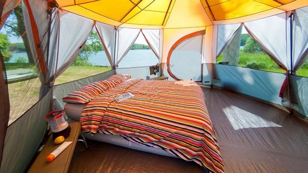 Ръководство за избор на семейна палатка - част 2
