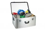 Алуминиев куфар TORONTO XL 80