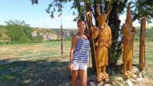 Катерина Колева, къмпинг Кукери: Семейството ми изгради къмпинга с ръцете си и го управляваме сами