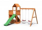 Fungoo FLOPPI дървена детска площадка