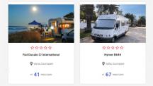 ROWAGO - първата платформа за наем на кемпери и каравани стартира днес