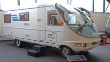От архивите: 1993 Hymermobil 660 Colani design