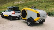MINK - лека и компактна каравана от Норвегия