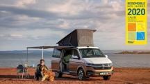 VW California е обявен за компактен кемперван на 2020-та година
