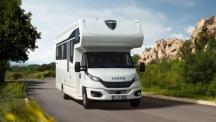 Новостите в караванинга от Caravan Salon 2021: Morelo Palace Alkoven
