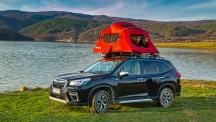 Subaru Forester e-BOXER – верен спътник за приключения сред природата (част 2)