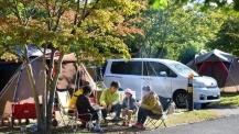 Японците се спасяват от коронавируса на къмпинг