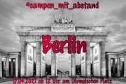 Протест с кемпери и каравани в Берлин срещу забраната за къмпингуване