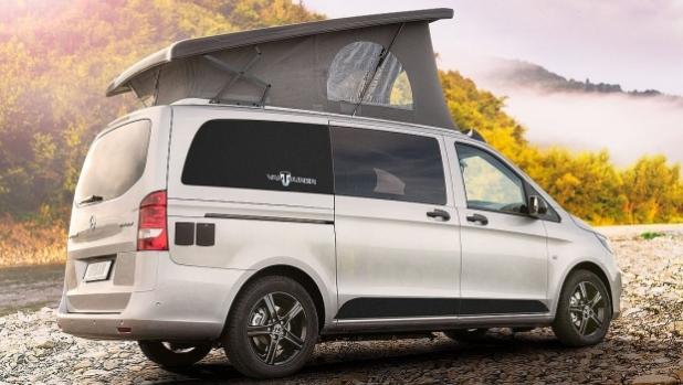 Новостите в караванинга от Caravan Salon 2021: VANTourer Urban
