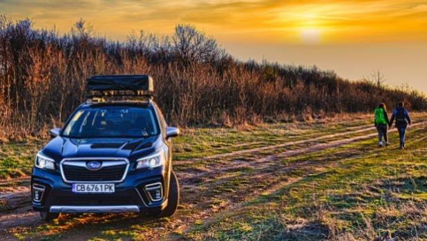 Subaru Forester e-BOXER – верен спътник за приключения сред природата (част 1)