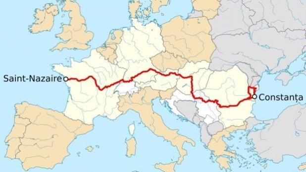 Ще се строи велоалея по поречието на Дунав