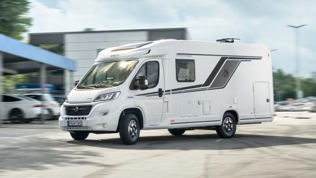 Новостите в караванинга от Caravan Salon 2021: Knaus E.POWER DRIVE