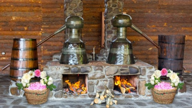 Музей на етеричните масла, гр. Казанлък