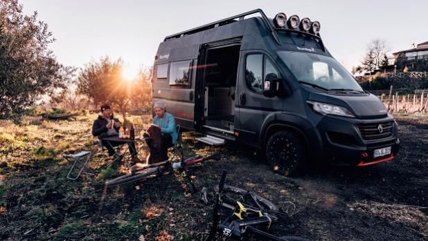 Кемперванът Sunlight Cliff 4x4 Adventure Van