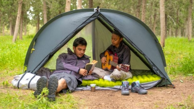 RhinoWolf - палатка, шалте и одеяло в едно