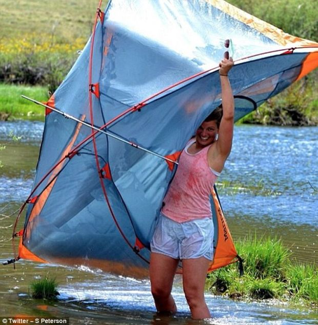 epic camping fails