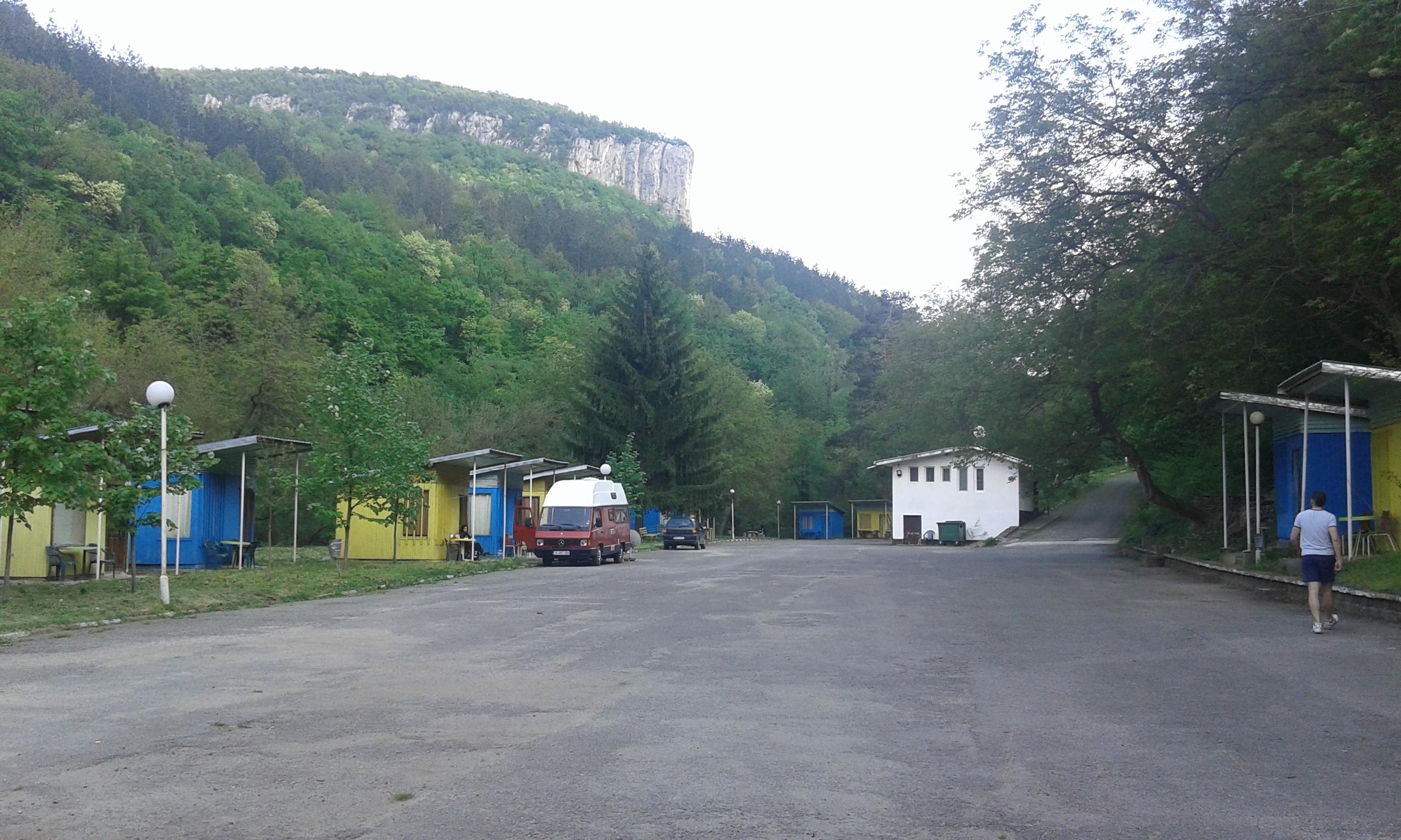 Camping Strinava