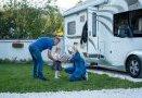 Thermal campsite Velingrad