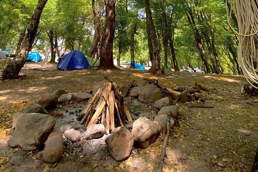 Camping Mănăstirea Kâpinovski