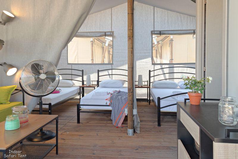КЪМПИНГ Armenistis Camping & Bungalows