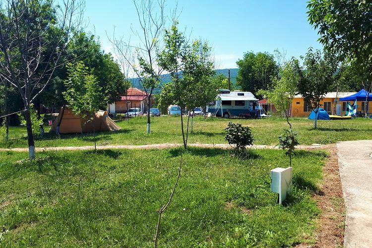 Camping Irakli