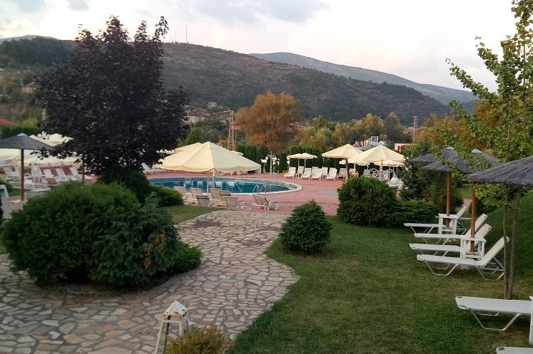 Camping Oasis Resort