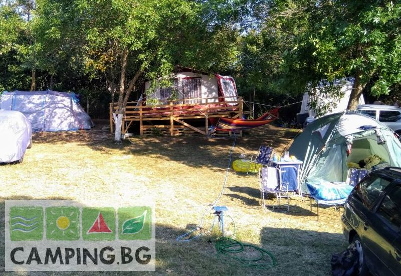 Camping Zlatna ribka