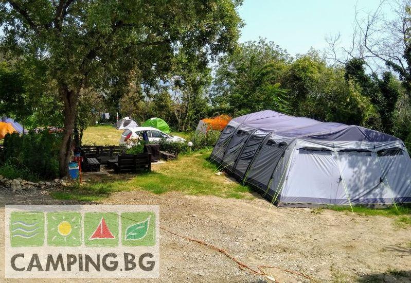 Camping Laguna